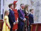 الأسرة الحاكمة فى بليجيكا