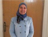 الدكتورة عزة حسن مدير مركز ضمان الجودة بجامعة طنطا