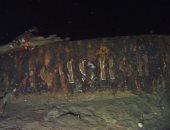 حطام السفينة المكتشف