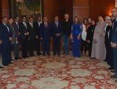 تكريم نجوم الفن والإعلام بمكتبة الإسكندرية