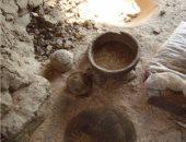 أقدم ورشة لصناعة الفخار