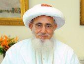 السلطان مفضل سيف الدين سلطان طائفة البهرة بالهند