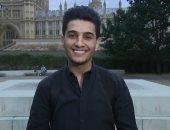 الفنان الفلسطينى محمد عساف