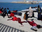وصول عشرات المهاجرين إلى إسبانيا