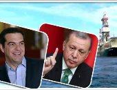 غاز المتوسط يثير الأطماع التركية وبالتالى مخاوف اليونان