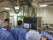 نجاح عملية جراجية لمريضة داخل مستشفى الشرطة
