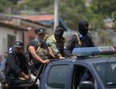 عناصر من شرطة نيكاراجوا