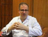 الدكتور حازم خميس مستشار وزير الصحة لشئون التعليم والتدريب