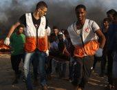 مسيرات العودة بغزة