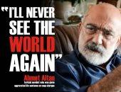 الكاتب التركى أحمد ألتان