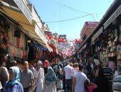 أسواق تركيا - أرشيفية