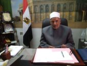 الشيخ محمد خشبة وكيل وزارة الأوقاف بالإسكندرية