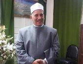 الشيخ محمد خشبة وكيل أوقاف الإسكندرية