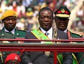 الرئيس الزيمبابوى إميرسون ماننجاجو
