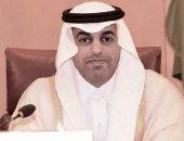 الدكتور مشعل بن فهد السلمى رئيس الاتحاد البرلمانى العربى