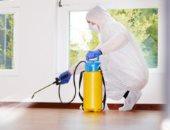 رش المبيدات الحشرية بالمنازل
