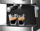 ماكينة تنظيف القهوة