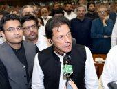 عمران خان رئيس الوزراء الباكستانى