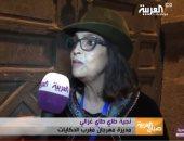 نجية طاى طاى غزالى مدير مهرجان مغرب الحكايات
