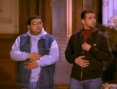 ماجد الكدوانى وكريم عبد العزيز
