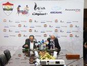 توقيع بروتوكول تطوير ستاد السلام بين برزنتيشن ووزارة الانتاج الحربي