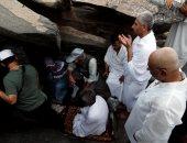 حجاج بيت الله الحرام يتوافدون على جبل النور