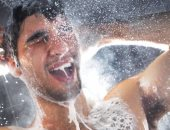 الاستحمام-صورة ارشيفية