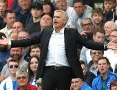 مورينيو مدرب مانشستر يونايتد
