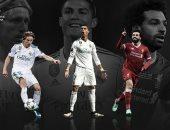 محمد صلاح يتصدر قائمة افضل لاعب فى اوروبا