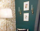 حائط باللون الزيتى - صورة أرشيفية