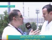 الدكتور محمد شوقى، رئيس البعثة الطبية المصرية بالحج