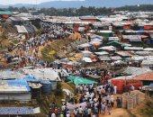 مخيمات لاجئو الروهينجا