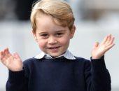 الأمير جورج اكبر ابناء الأمير ويليام