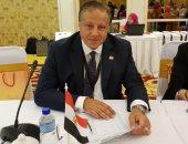 الدكتور هشام عزمى رئيس دار الكتب والوثائق القومية
