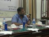 الدكتور على سعد على الأمين العام المساعد، لنقابة البيطريين
