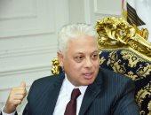 اللواء جمال الرشيدى مدير أمن البحيرة