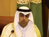 الدكتور مشعل بن فهم السلمي رئيس البرلمان العربى