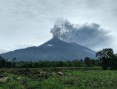 بركان فى اندونيسيا _ صورة أرشيفية