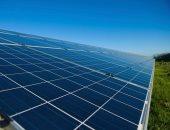 محطة شمسية لتوليد الكهرباء