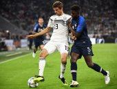 فرنسا ضد المانيا
