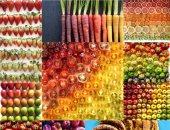 خضراوات وفاكة ،ارشيفية