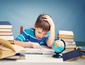 مذاكرة الطفل-ارشيفية