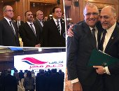 الجمعية العمومية لائتلاف دعم مصر