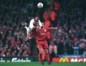 ليفربول وسان جيرمان عام 1997