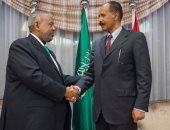 رئيس إريتريا ورئيس جيبوتى فى السعودية