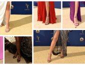 أحذية النجمات