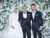 هيثم شاكر يحيى حفل زفاف محمد محمود