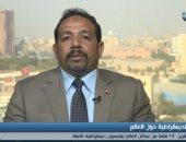 الدكتور محمد سالمان أستاذ الاقتصاد والعلوم السياسية بجامعة القاهرة