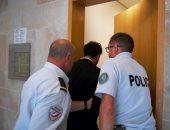 سعد لمجرد خلال التحقيقات