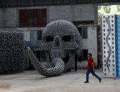 أعمال الفنان التركى أحمد جونستكين